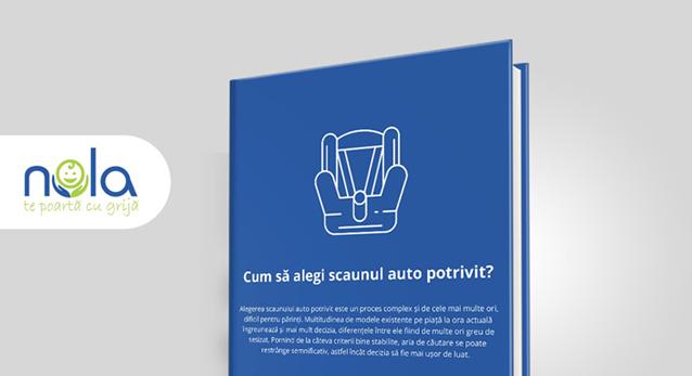 eBook: Cum să alegi scaunul auto potrivit?