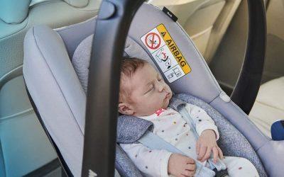 5 moduri de a linisti bebelusul in scoica